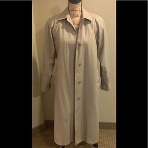 TOWNE By LONDON FOG TrenchCoat_Sz4Petite womans